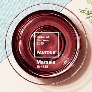 Pantone's 2015 Color of the Year!